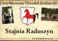 Szkoła Jazdy Konnej Stajnia Raduszyn