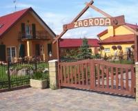 Stajnia  ZAGRODA