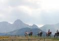 Przepiękne widoki na nasze góry w tle Giewont